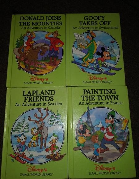 Disney Book Lot